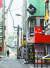 지난 17일 코로나 거리두기로 썰렁한 서울 마포구 홍대거리 식당가 모습. [연합뉴스]