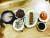 삼호식당 도토리·올방개 묵과 민속주만 시켜도 4~5가지 반찬이 함께 나온다. [사진 이택희]
