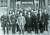 외교사절을 접견한 중화민국 대총통 위안스카이(앞줄 왼쪽 셋째). 앞줄 오른쪽 셋째가 라인쉬. [사진 김명호]