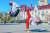 세계태권도연맹 시범단은 레체, 비엔나, 토리노, 로잔(사진) 등 전 세계 여러 도시를 돌며 태권도 정신과 아름다움을 알린다. [사진 세계태권도연맹·AGT 유튜브 캡처]