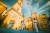세계태권도연맹 시범단은 레체(사진), 비엔나, 토리노, 로잔 등 전 세계 여러 도시를 돌며 태권도 정신과 아름다움을 알린다. [사진 세계태권도연맹·AGT 유튜브 캡처]