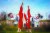 세계태권도연맹 시범단은 레체, 비엔나(사진), 토리노, 로잔 등 전 세계 여러 도시를 돌며 태권도 정신과 아름다움을 알린다. [사진 세계태권도연맹·AGT 유튜브 캡처]