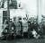1949년 12월 중순, 귀국 중인 선양 총영사 워드 부부와 영사관원들. [사진 김명호]