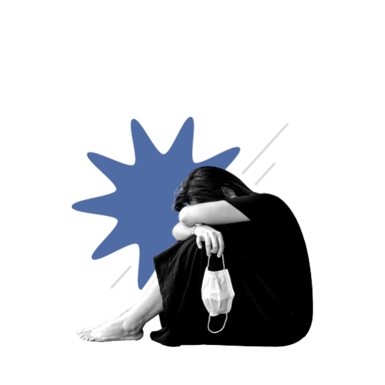 마음 속 코로나 우울증 테스트