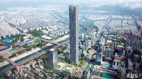 105층 랜드마크 vs '70층 2동' 실리…현대차 신사옥 고민