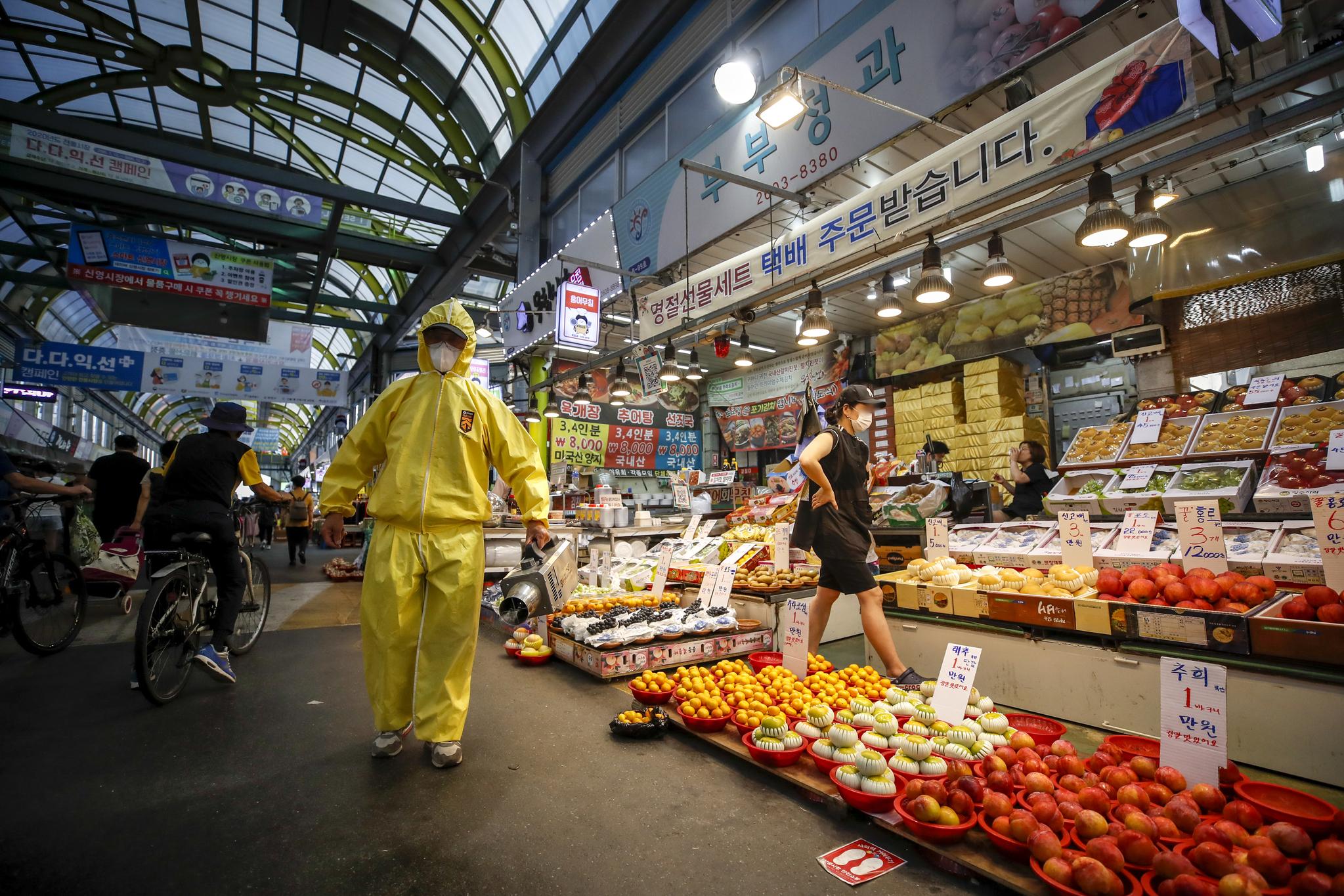 코로나에 기초체력 쇼크…한국 잠재성장률 2%대로 하락